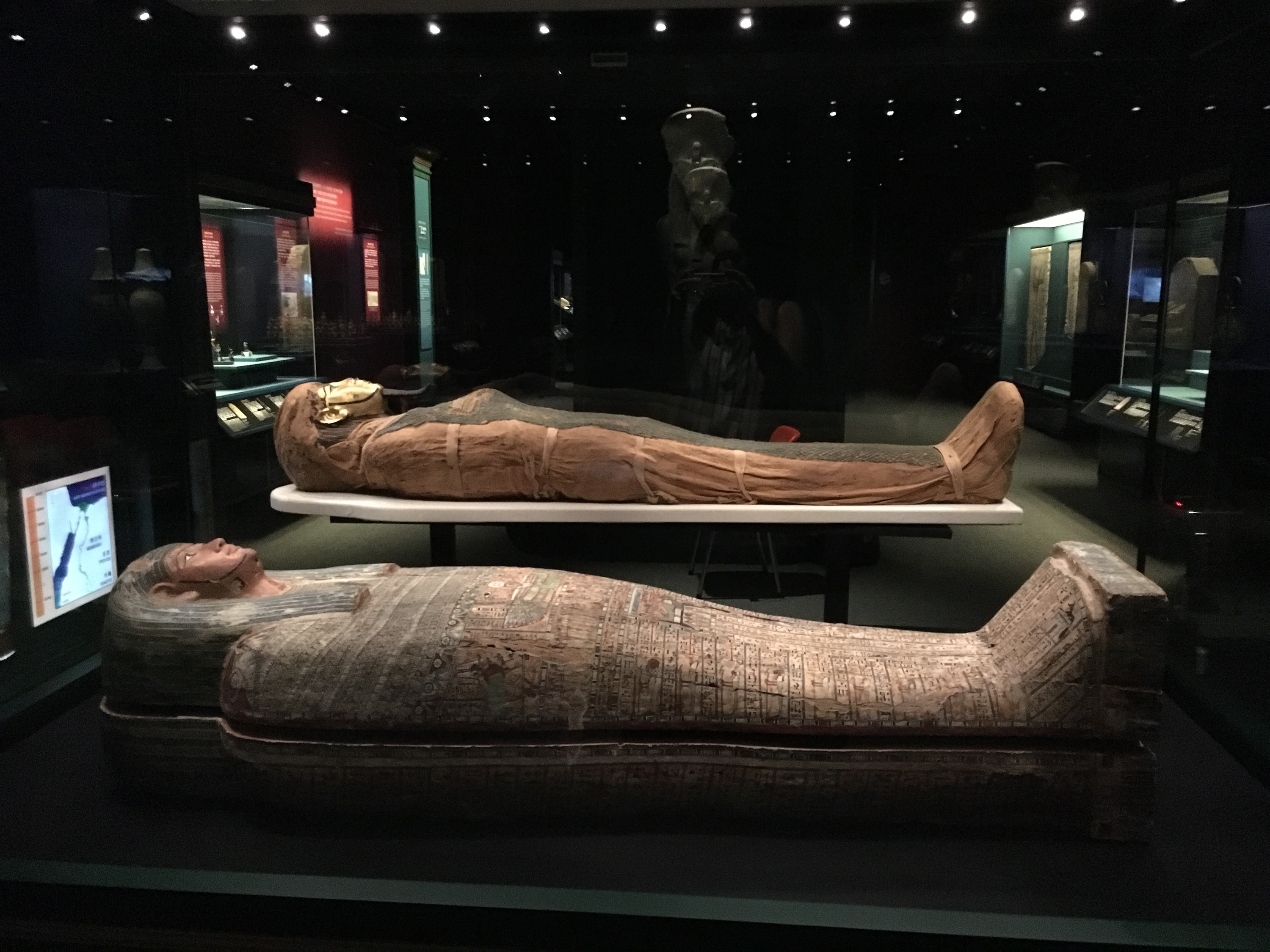 Interview: the curators of Eternal Life: Exploring Ancient Egypt
