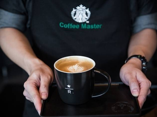Starbucks Reserve Experience Store