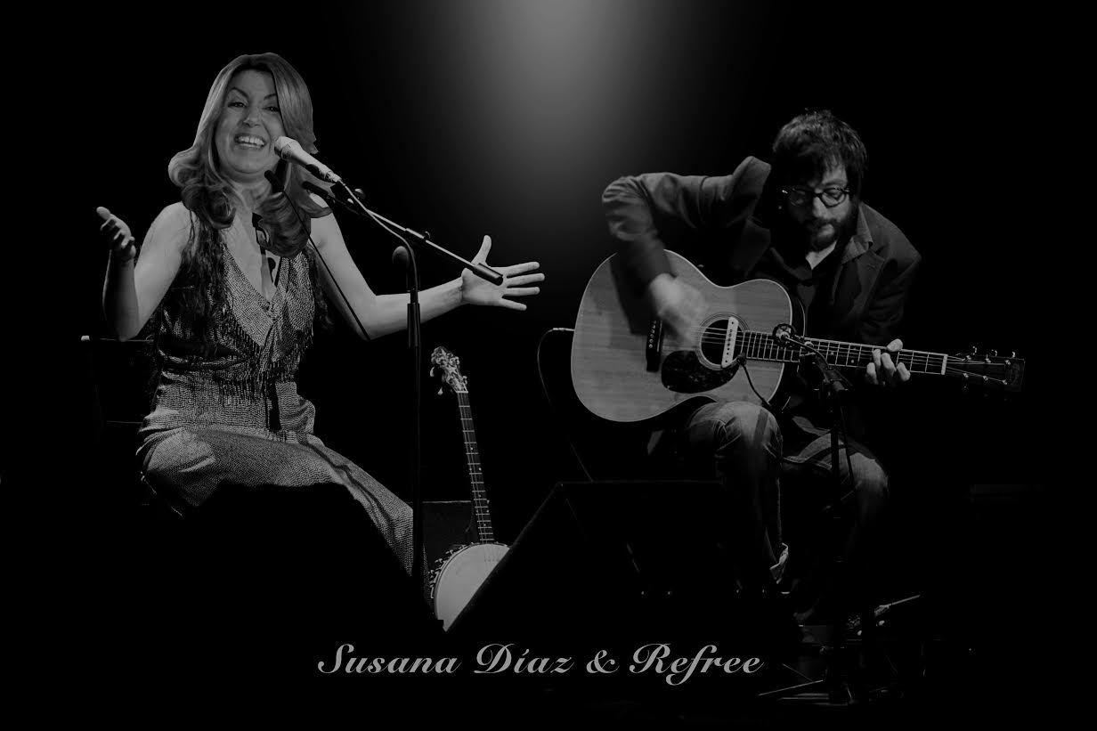 SUSANA DÍAZ & REFREE