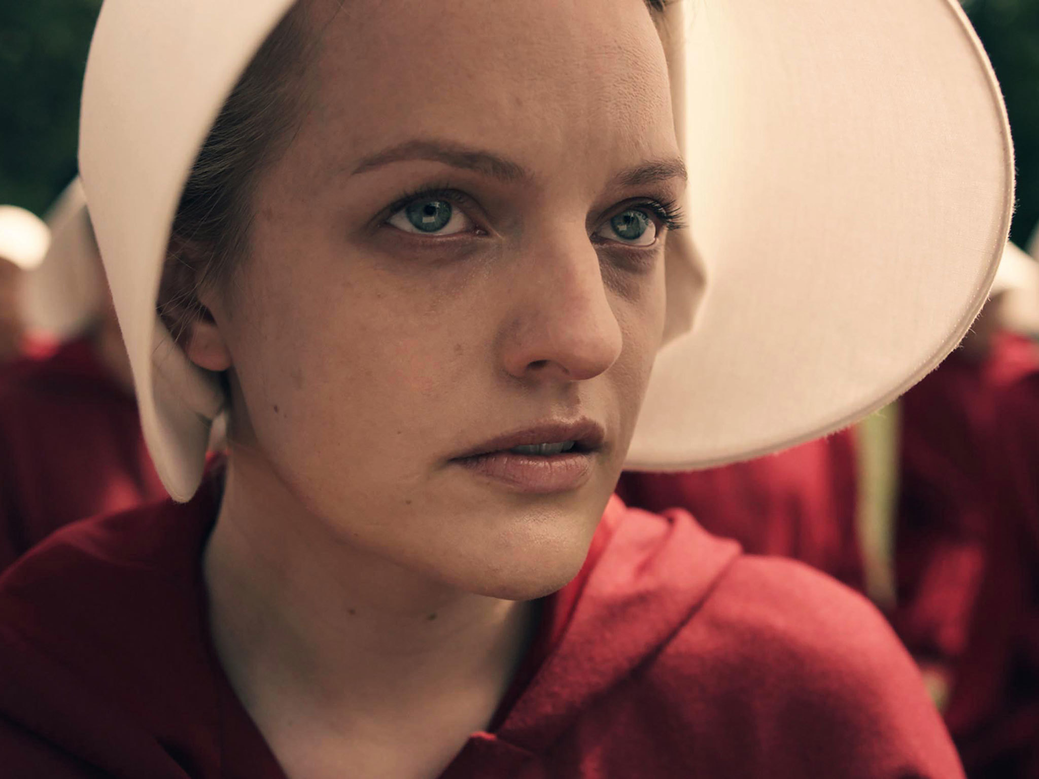 Elisabeth Moss: 'I have a very high threshold for darkness'