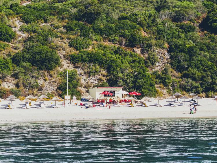 Praia dos Galapinhos / Galapos