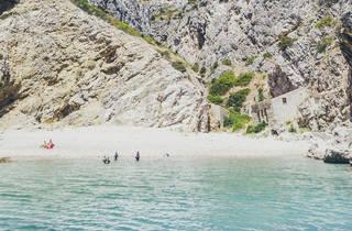 Praia do Porto da Baleeira (Praia do Paraíso)