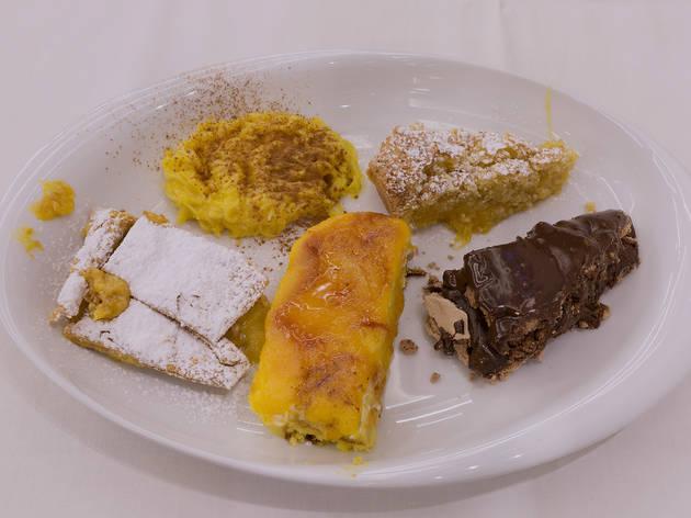 Arcoense - Prato de Sobremesas