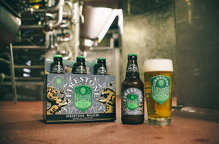 Luponic Distortion: Revolution No. 006, Firestone Walker Brewing Company, Paso Robles, CA