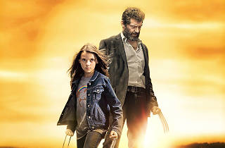 Fotograma de la película Logan