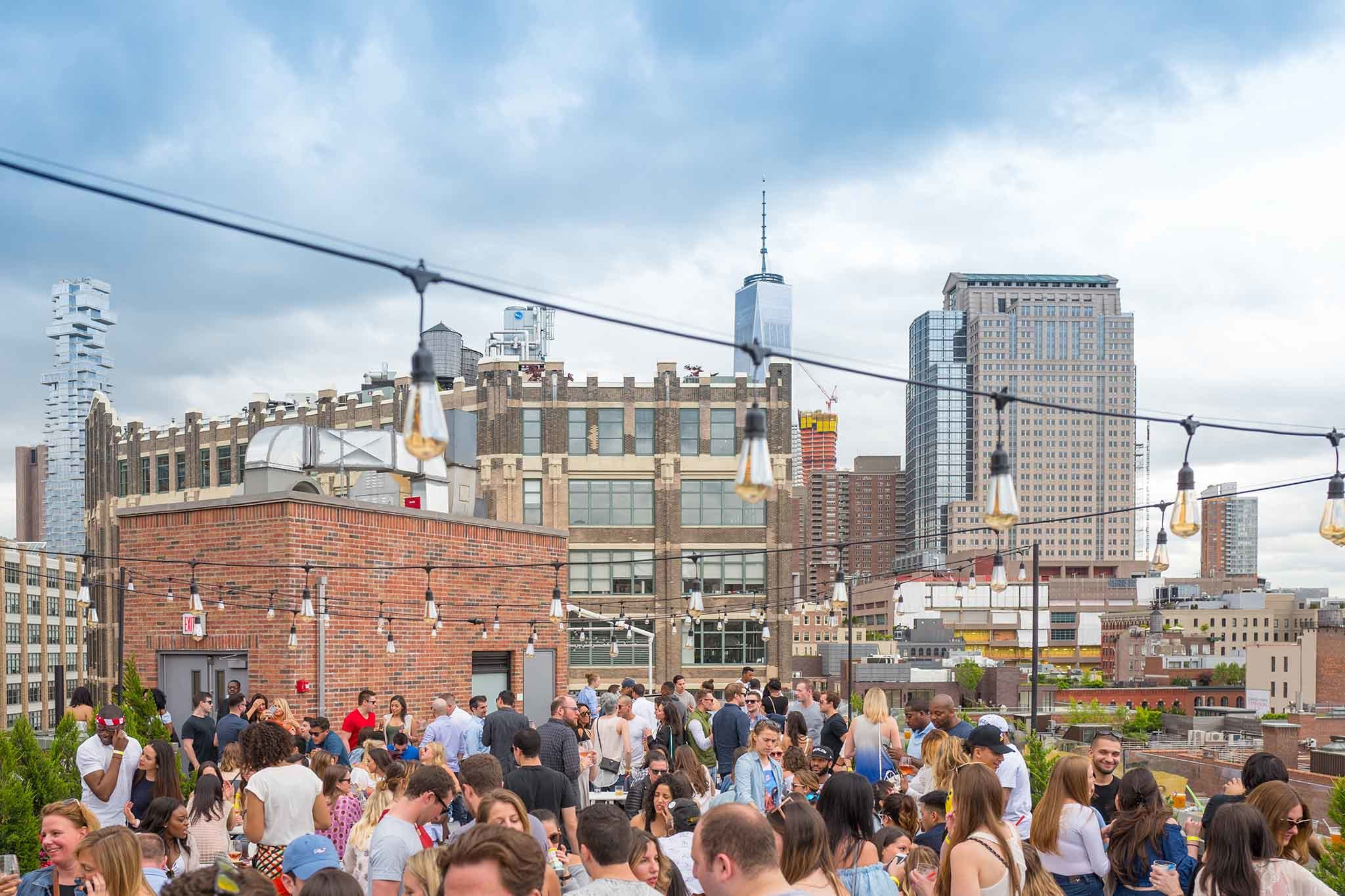 Your NYC summer drinking bucket list