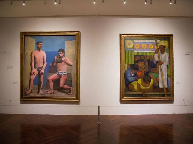 10 piezas imperdibles de la exposición Picasso y Rivera. Conversaciones a través del tiempo