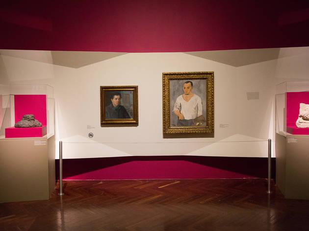 Picasso y Rivera. Conversaciones a través del tiempo