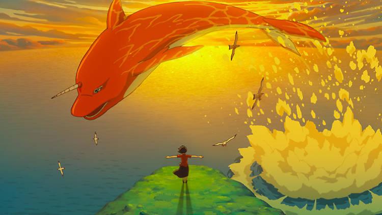 붉은 고래