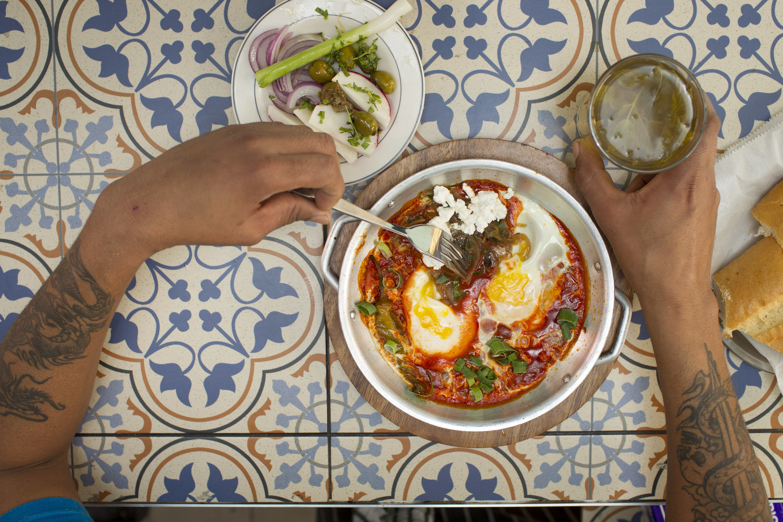 Five hidden food treasures sprinkled behind the bustling Carmel Market