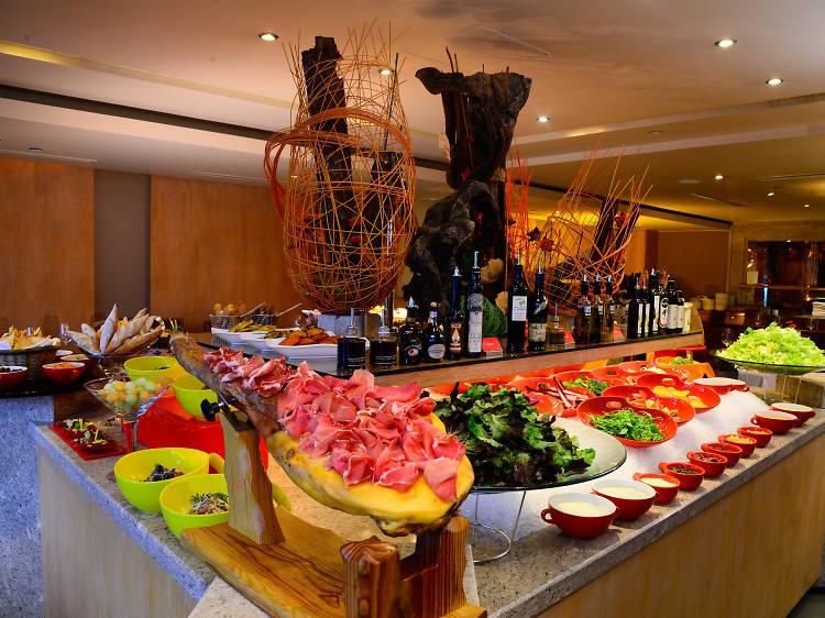 全家開餐:The Steak House Winebar + Grill