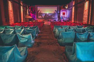 Backyard Cinema's Miami Beach