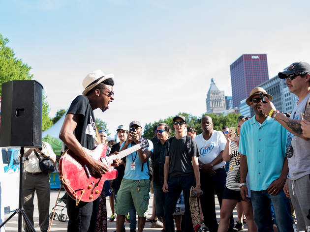 Chicago Blues Festival, House Music Festival and Gospel Fest have been canceled