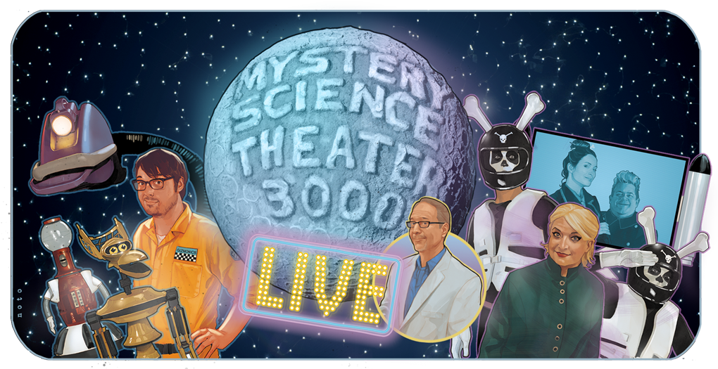 Mystery Science Theater 3000 LIVE!