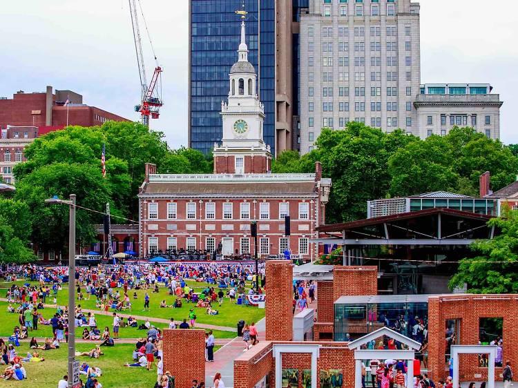 15 must-see Philadelphia attractions