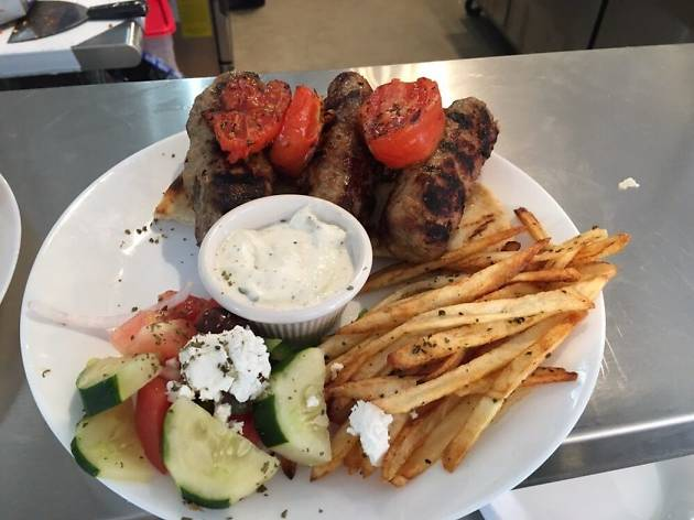 Meraki Greek Bistro