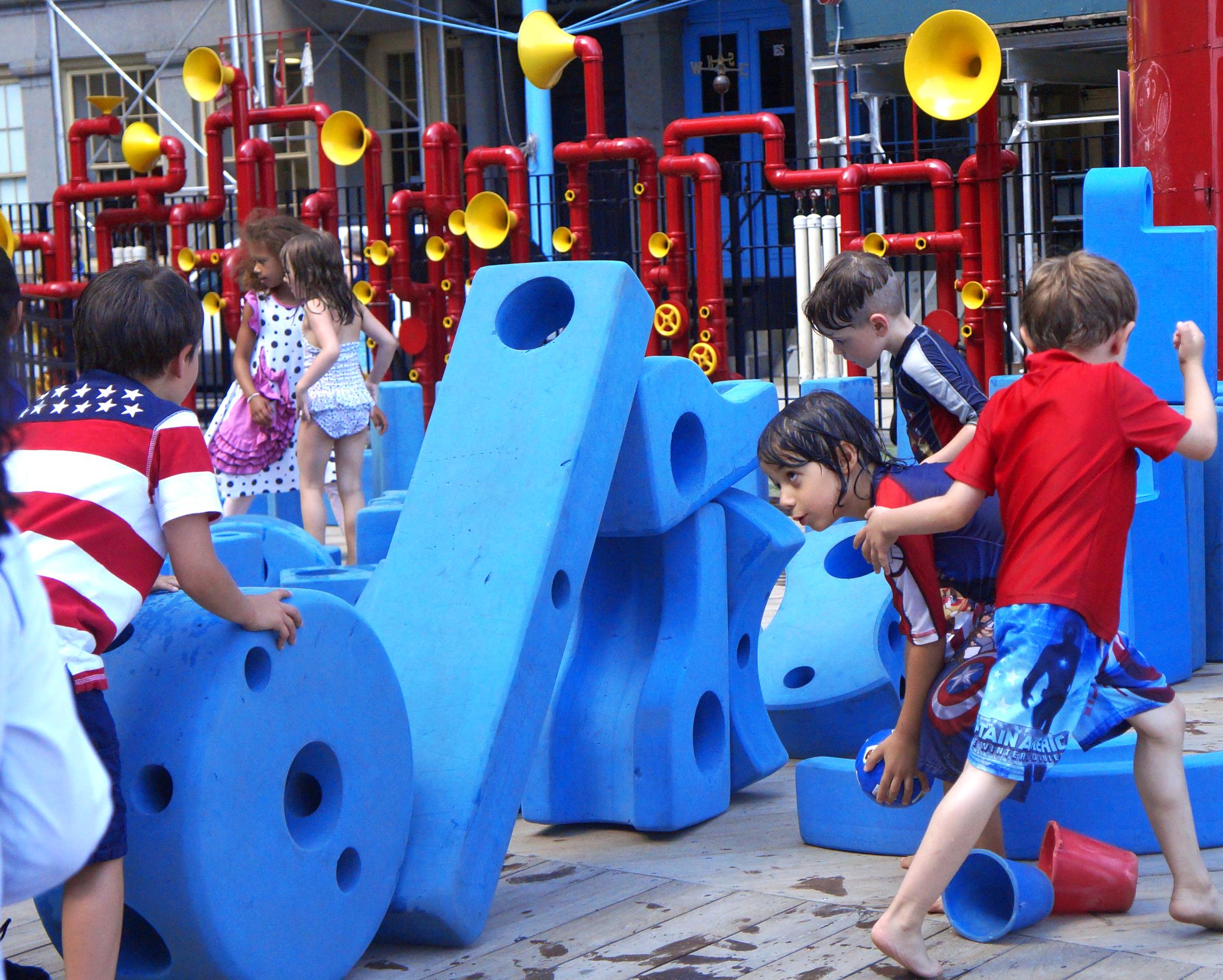 Best Outdoor Activities for Kids in New York City