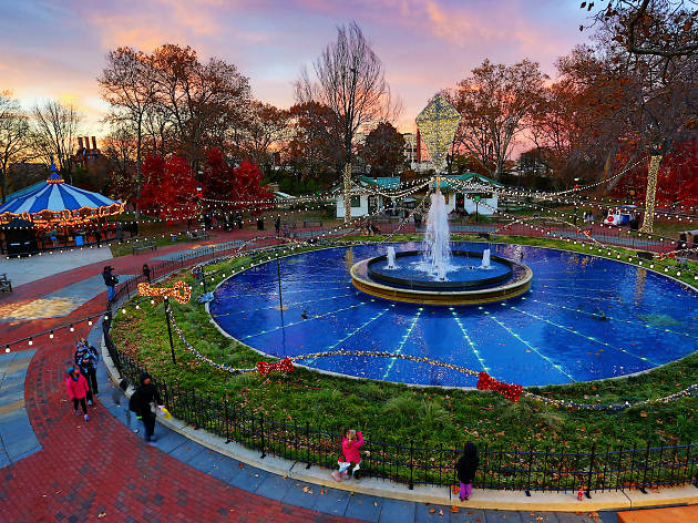 Franklin Square Philadelphia