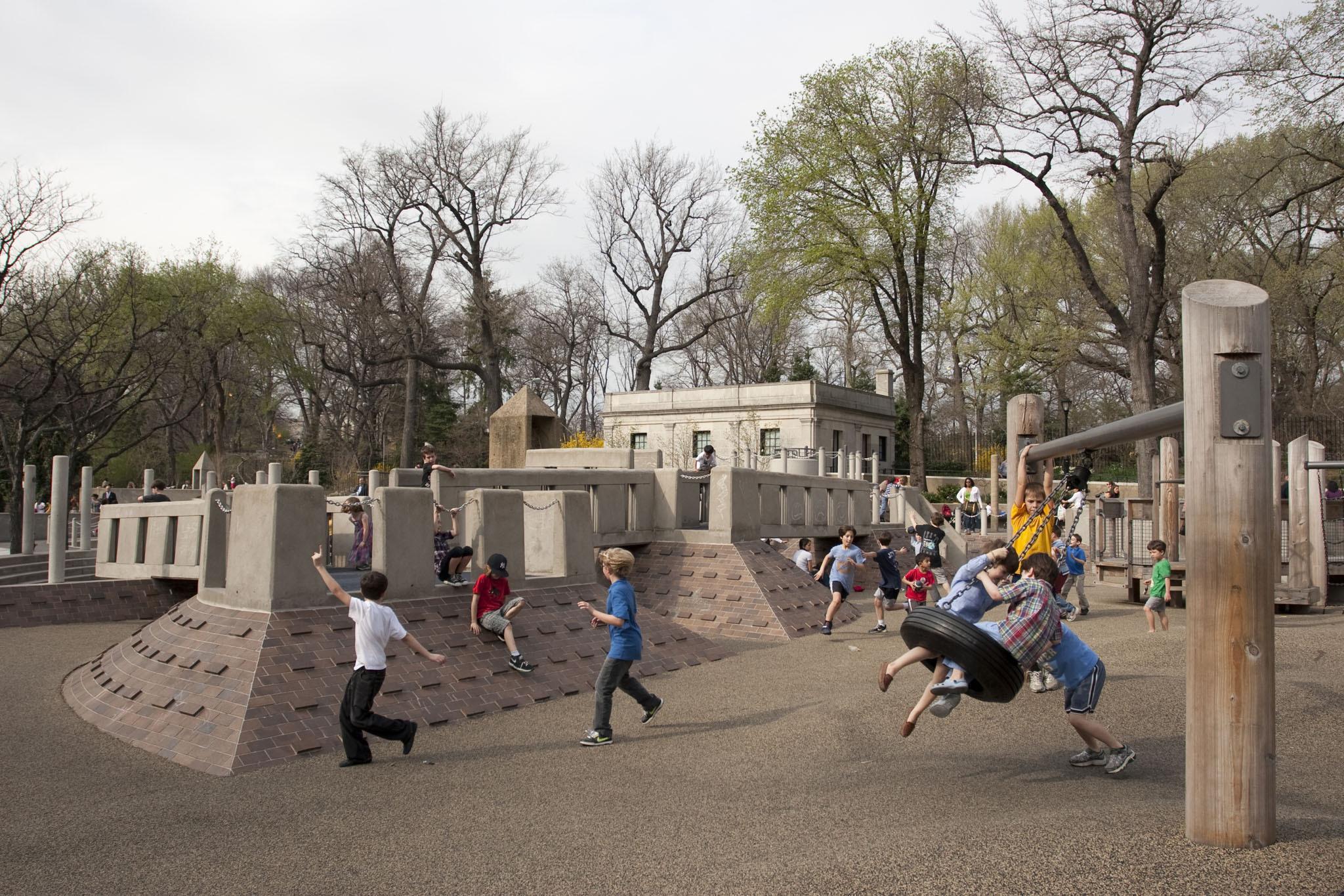 Ancient Playground