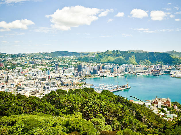 Win a trip to Wellington