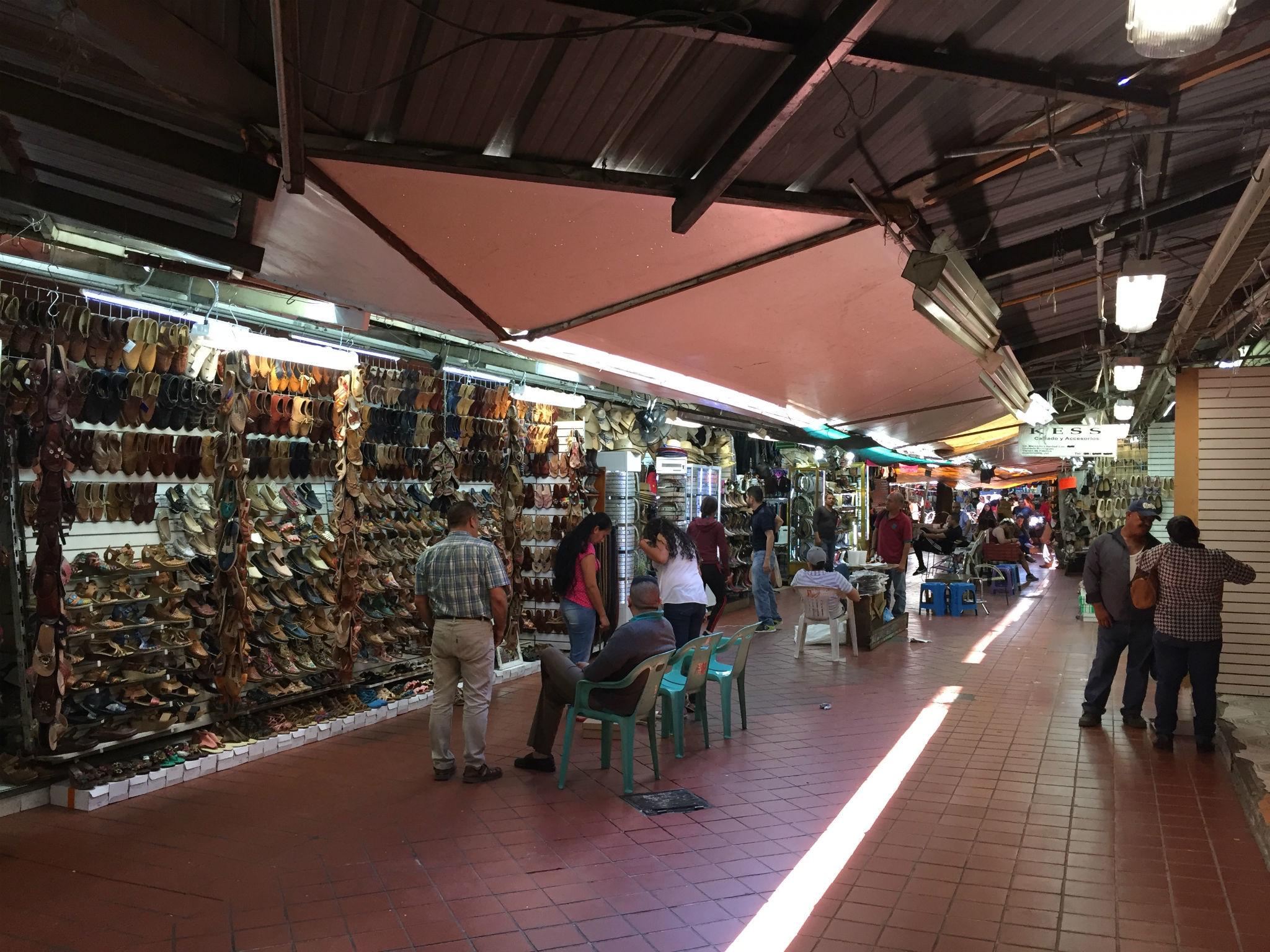 Mercado San Juan de Dios.