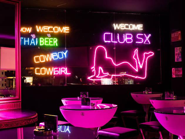 Club SX