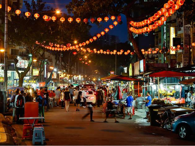 Changkat, Bukit Bintang