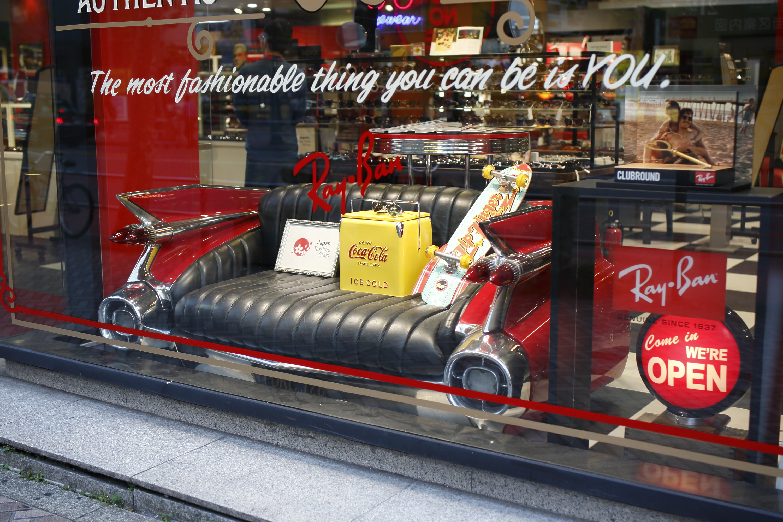 ray ban paris shop