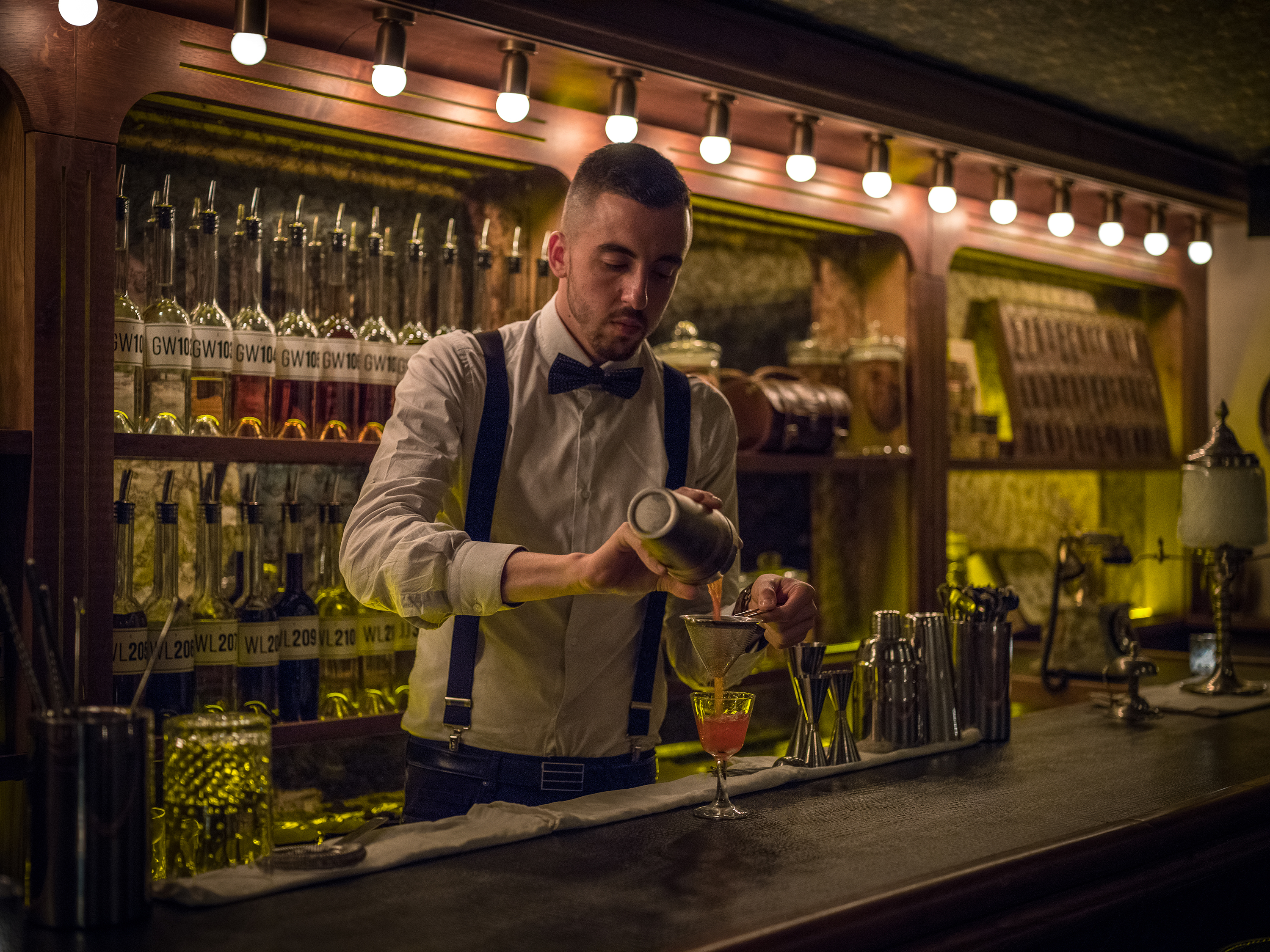 Bartender Tales: Guy Avner of Butler
