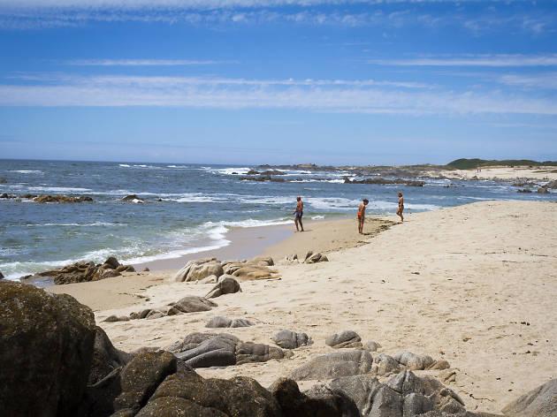 Praia do Quião