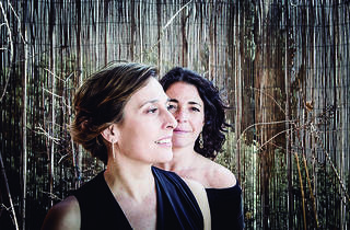 Clara Segura i Nora Navas