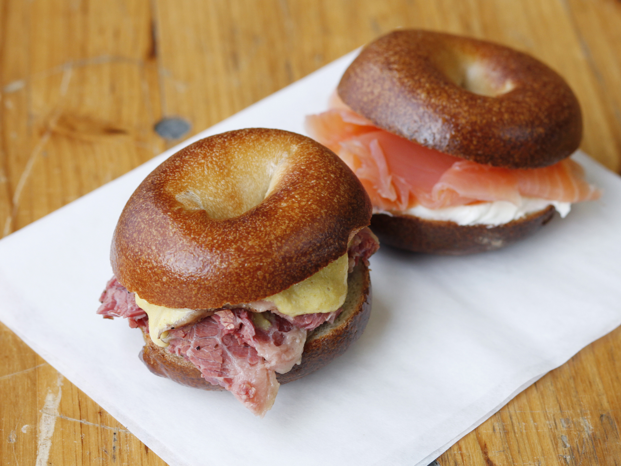Meet the 12 most badass bagels in London