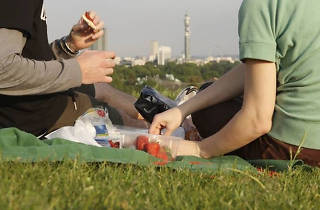 Picnic spots in London