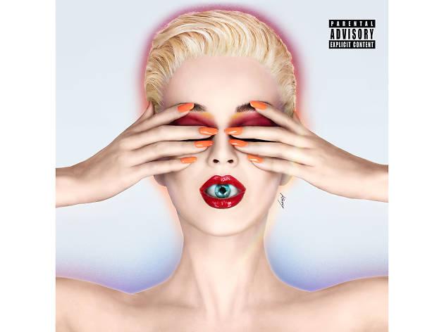 Katy Perry Witness album cover