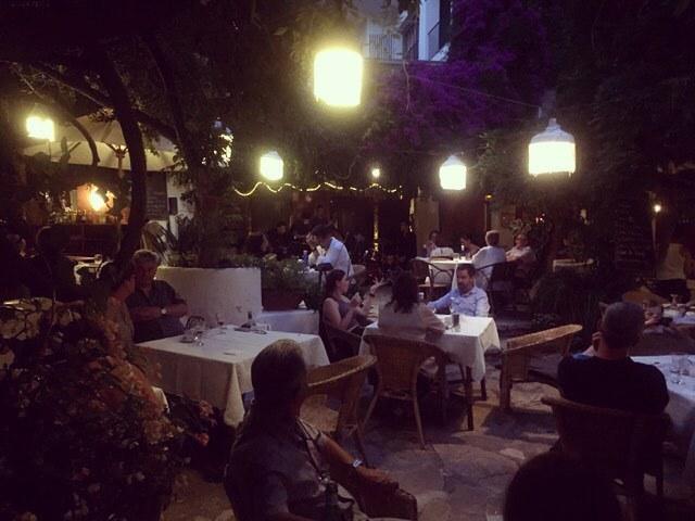 Palafrugell: Restaurant El Salí
