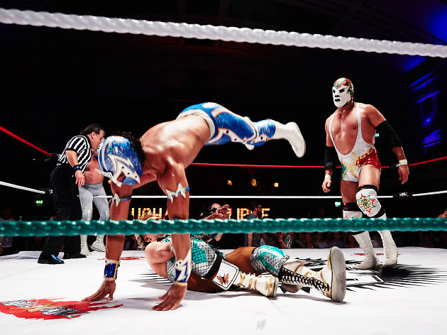 The Greatest Spectacle of Lucha Libre