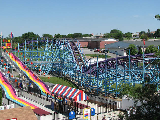 Dutch Wonderland; Lancaster, PA