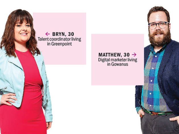Meet The Undateables: Bryn and Matthew