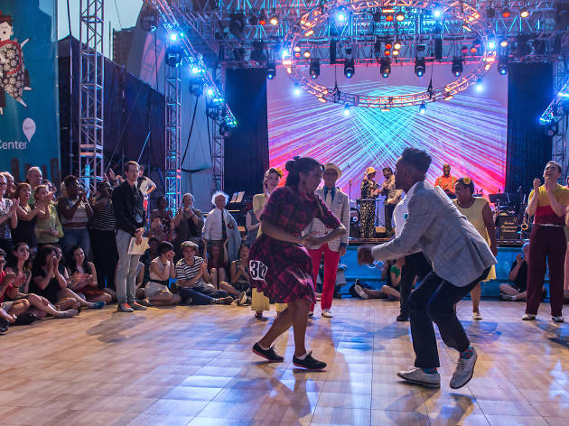 Midsummer Night Swing: The Mambo Legends Orchestra