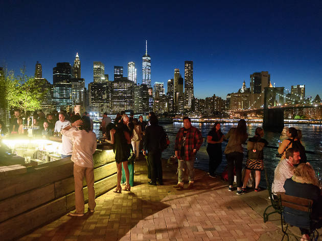 Nyc S Best New Rooftops For Boozing Dancing Swimming And