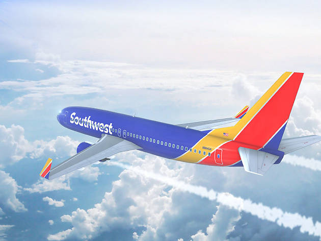 Southwest is currently offering $50 one-way flights