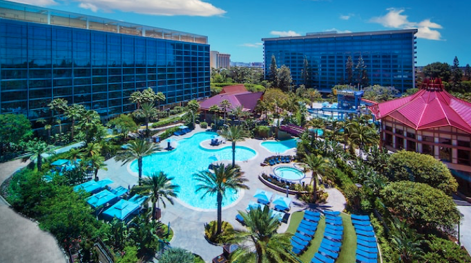 The best hotels in Anaheim