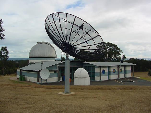 Penrith Observatory exterior shot