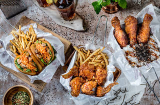4FINGERS fried chicken and burgers