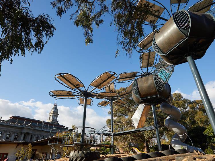 Fitzroy Adventure Playground