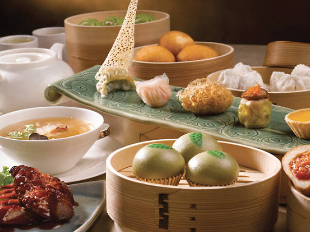 The best dim sum in Singapore