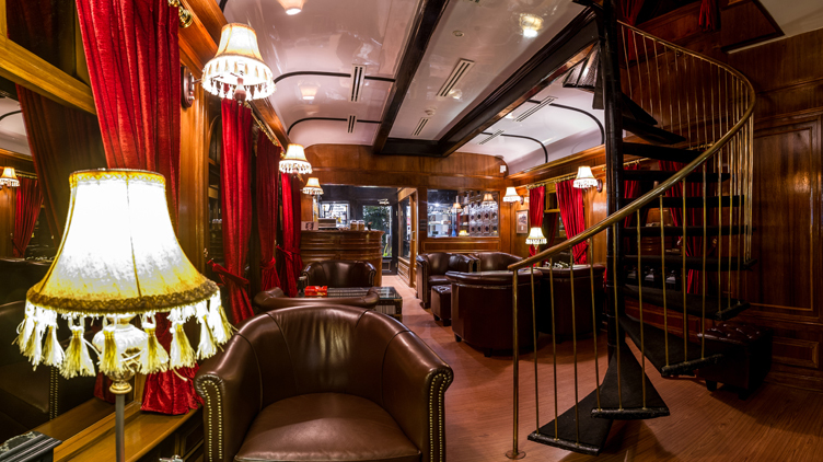 Best Train-themed Bars in Bangkok
