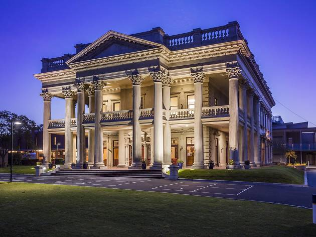Lowther Hall Mansion