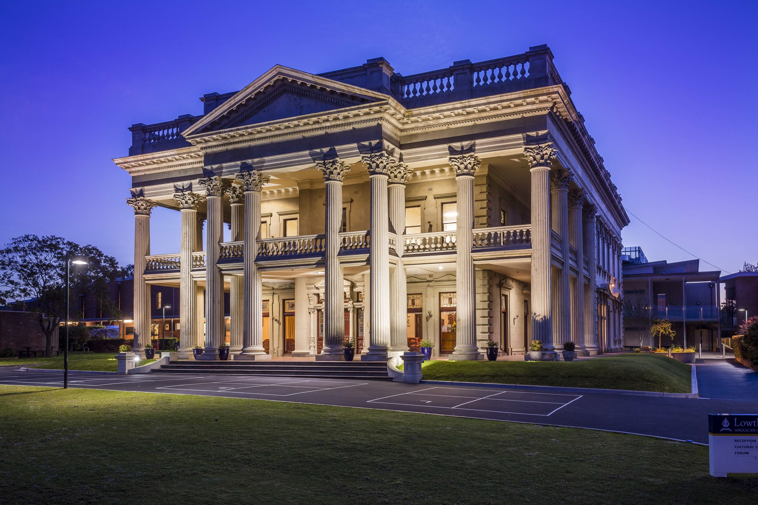 Lowther Hall Mansion Open House