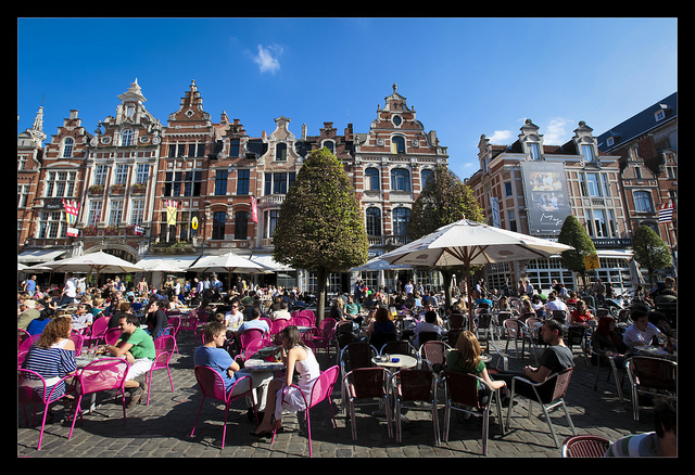 Guanya una escapada a Flandes per a dues persones!